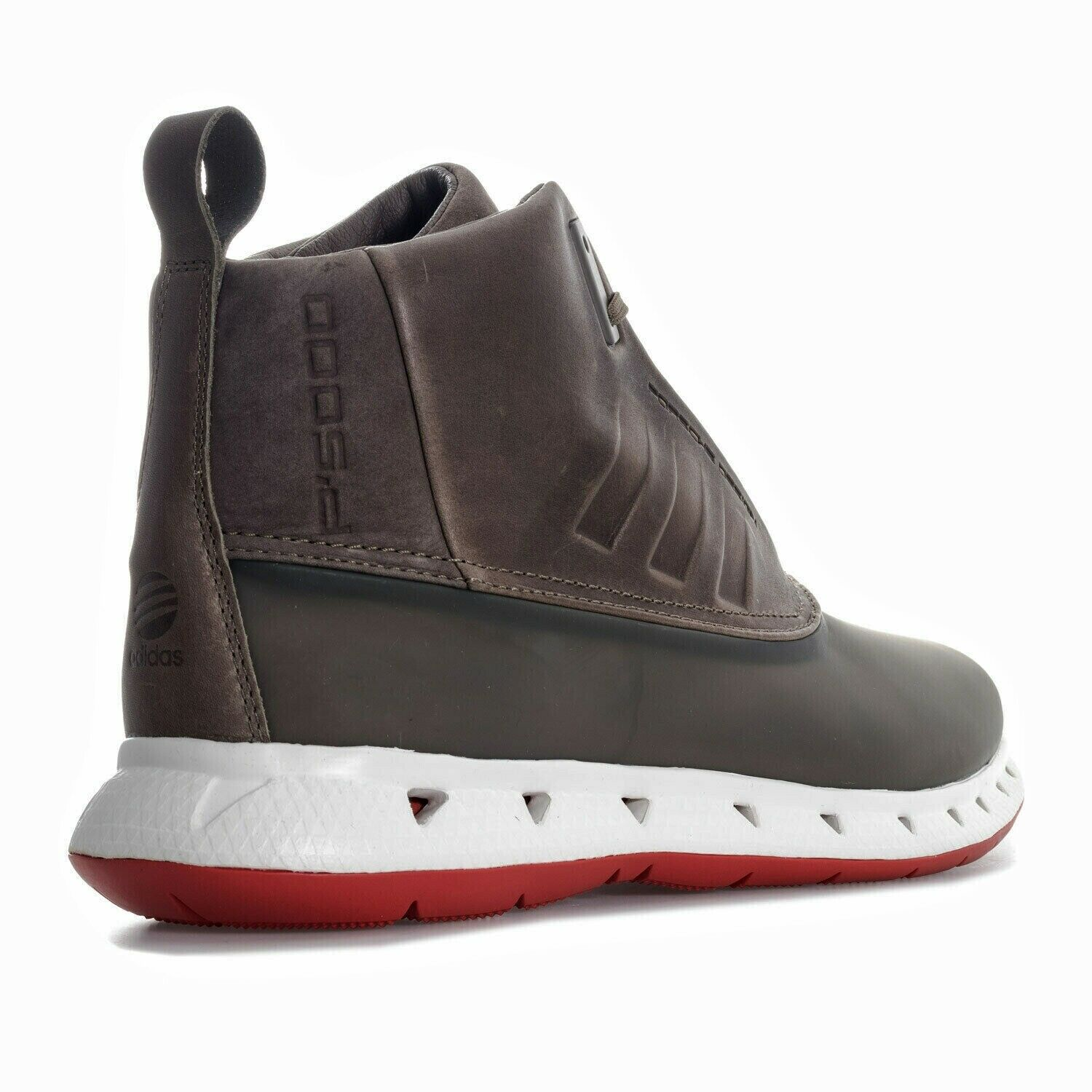 ADIDAS PORSCHE DESIGN Grey Snow Easy Winter Boots Shoes UK7 US7.5 NEW & BOXED